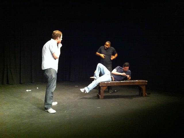 OC Improv Fest night two (1/5)