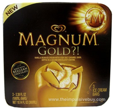 Gold Condom Wrapper