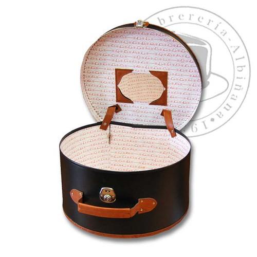 Sombrerera de Viaje de Sombrerería Albiñana