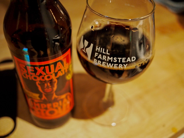 Barrel Aged Sexual Chocolate