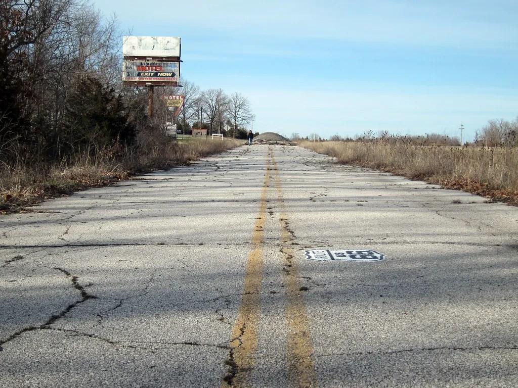 Abandoned 66