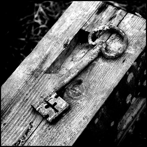 The Key by Davidap2009