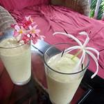 Hawaiian Smoothies