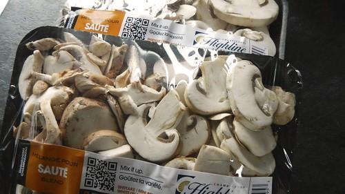 Spinach & Mushroom Rigatoni 2