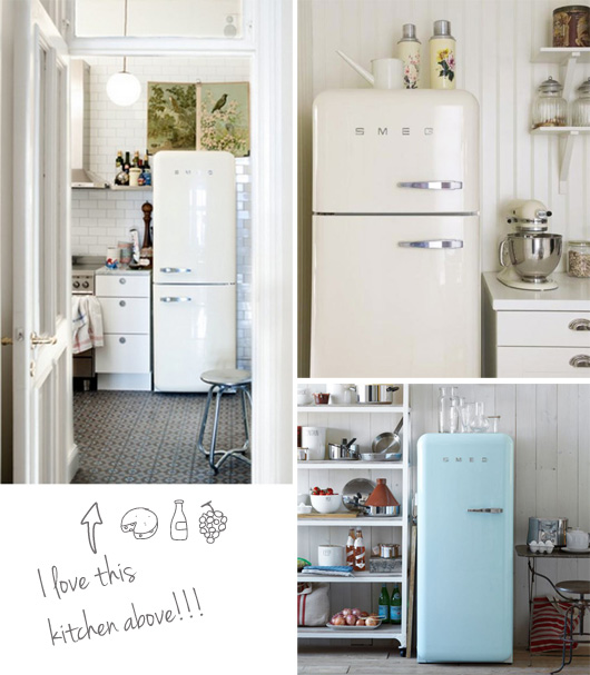Crushing On Smeg Refrigerators