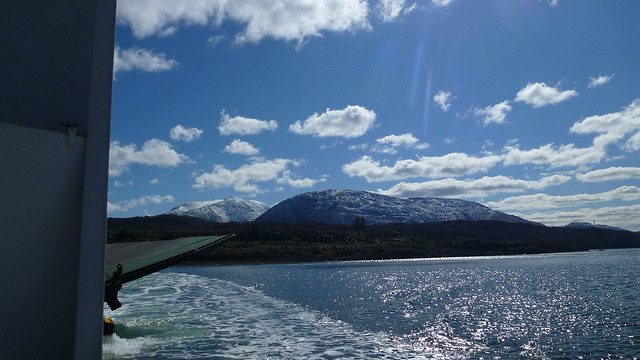 Beinn a Bheithir, Corran Ferry