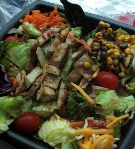 chickfila salad