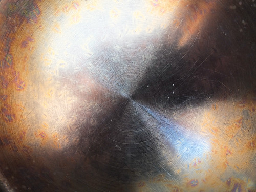 Saucepan pattern by Simon Sharville