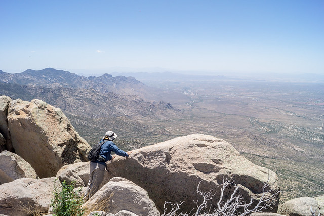 1306 Lance on Samaiego Peak
