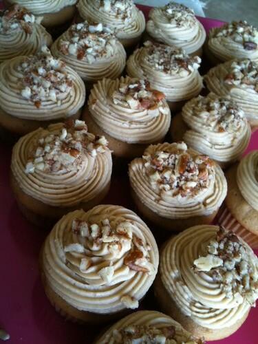 Coffee Gateau Mini Cupcakes