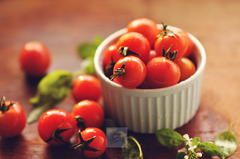 Day 95.365 - Cherry tomatoes