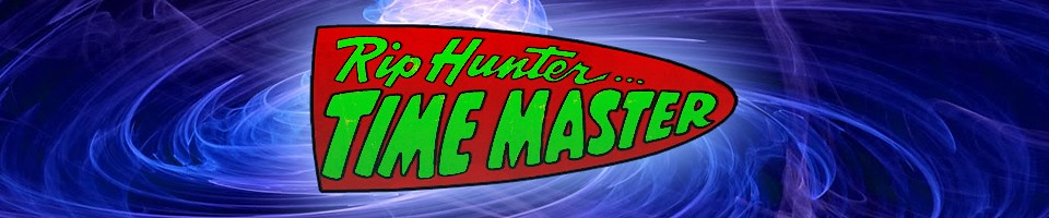 Rip Hunter, Time Master: The Five Earths Project