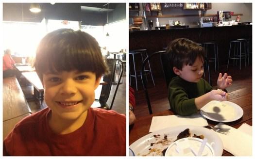 Shug and Shugie at Fork & Pie Bar, Chattanooga TN