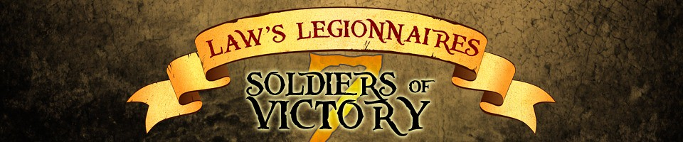 Law's Legionnaires and Seven Soldiers of Victory: The Five Earths Project