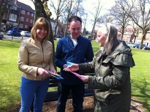 Campaign 2013 action day: Birmingham Northfield