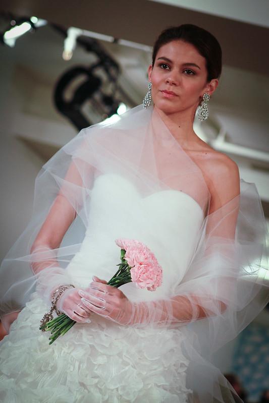 Oscar de la Renta Bridal 2014 - 221