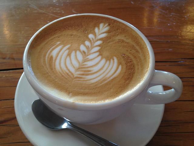 Latte - Cafe Sophie