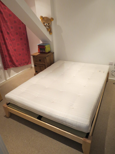 Futon Company bed