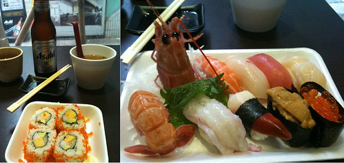 lunch in HK