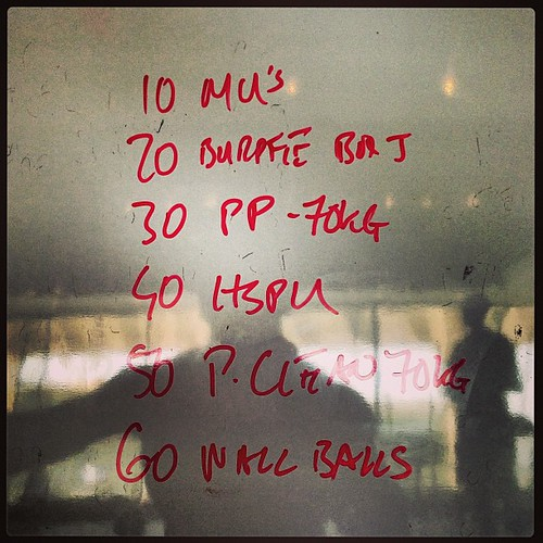 Nice little treat from @crossfitgc #workout #crossfit #conditioning #goldcoast #training #fun #fitness
