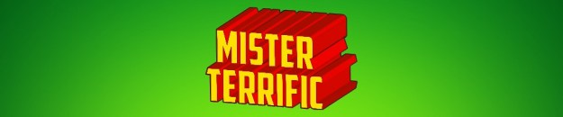 Mister Terrific: The Five Earths Project