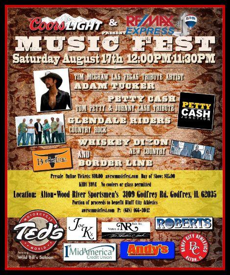 Music Fest 8-17-13