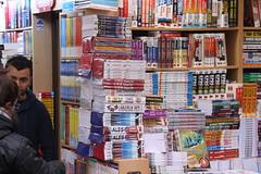 Bookseller's Market, Istanbul