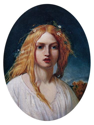 "William Gale (British, 1823-1909), ""Ophelia"" by sofi01"