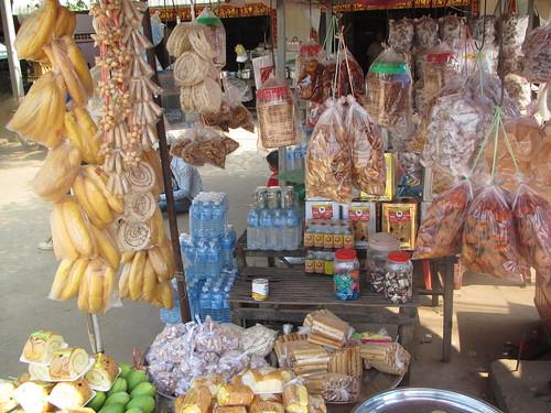 Snacks in Kralanh