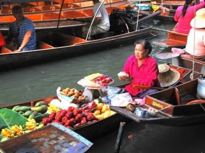 BKK Floating market