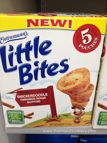 Entenmann's Snickerdoodle Little Bites