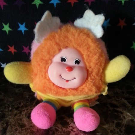 Weensie Sprite from Rainbow Brite :)