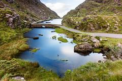 Black Lough in the Gap of #Dunloe, #Kerry #Ireland