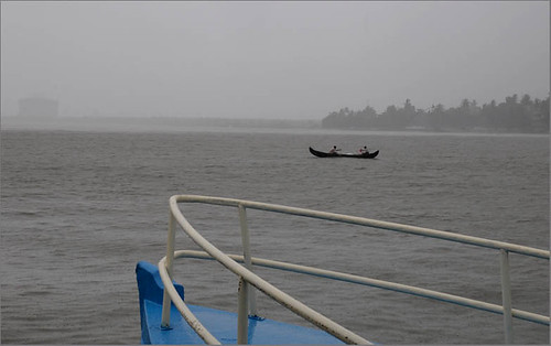 Fort Kochi- a monsoon day by Gireesh G V