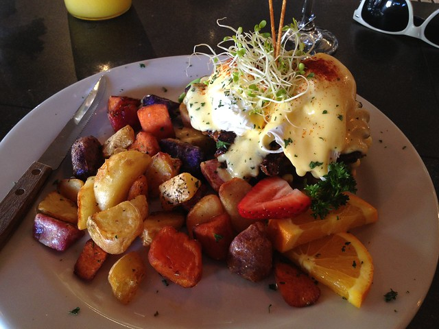Frisco benedict - Kitchen Story