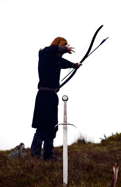 Archer from Eireann Edge