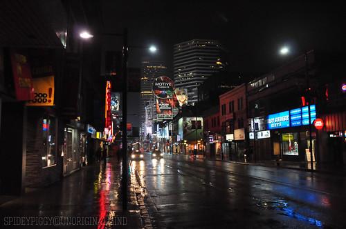 NightStreetLights