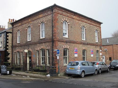 1861 Mechanics Institute, Guisborough