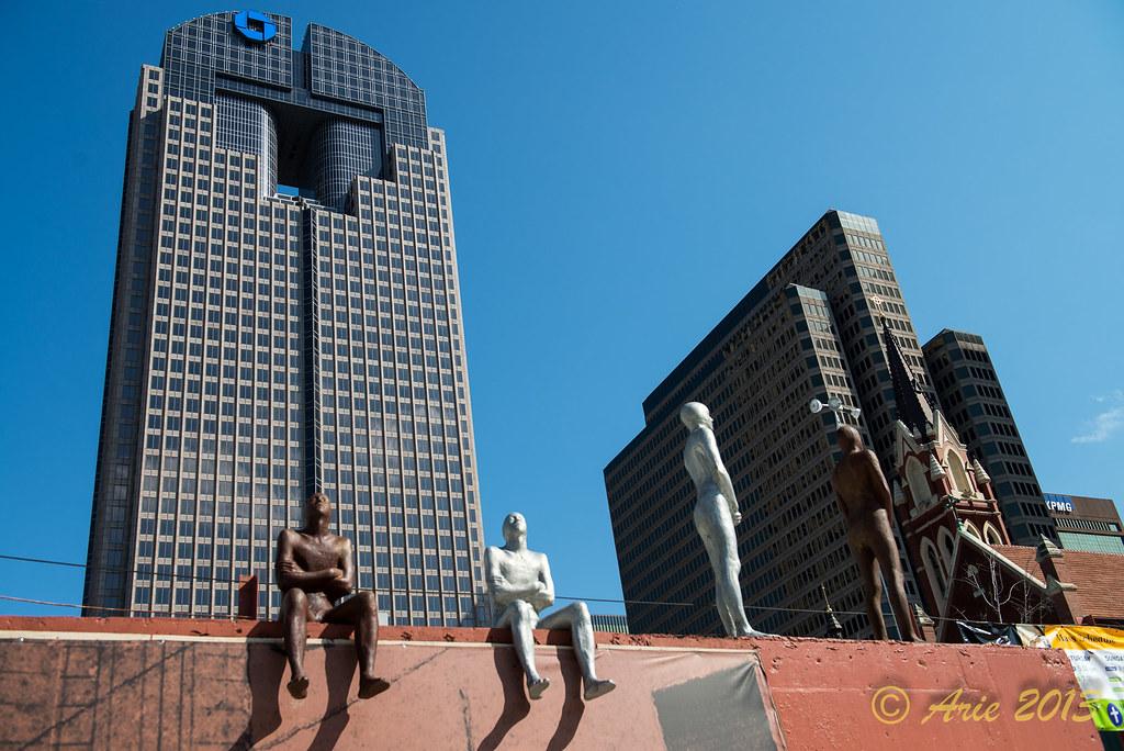 JPMorgan Chase Tower in Dallas