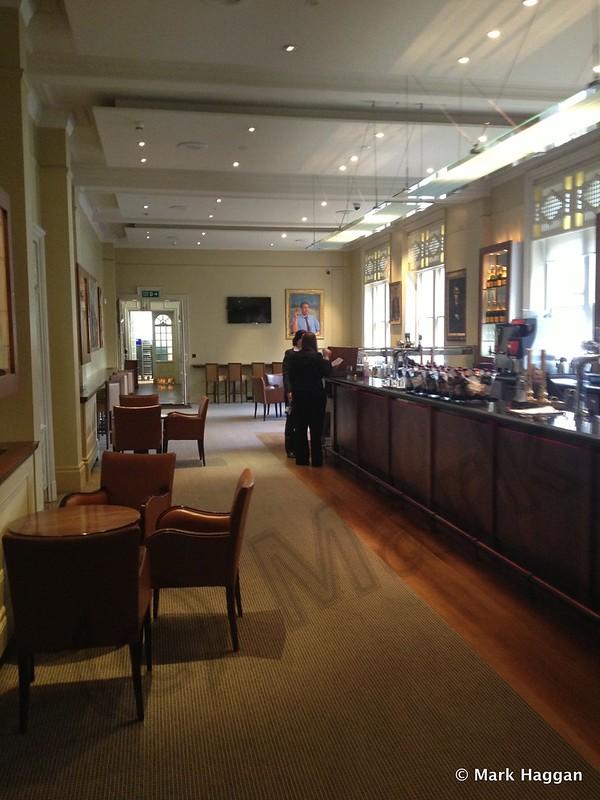 The Long Bar at Lord's