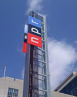 Brouhaha Over New NPR Spa-HQ