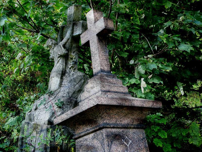 Woodgrange Park Cemetery Dracula