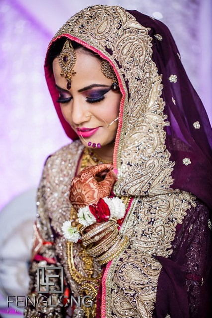Sani & Javed's Nikkah | Jaffari Center | Atlanta Indian Wedding Photography