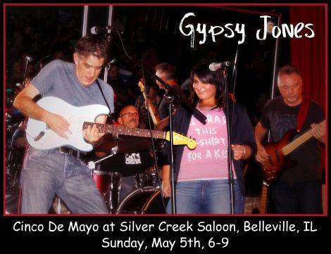 Gypsy Jones 5-5-13