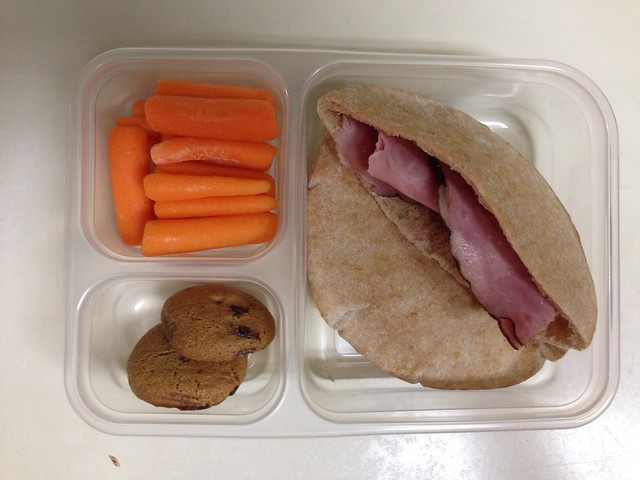 Bento lunch 1 - his