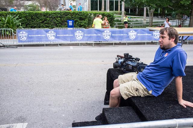 Cameraman Blues