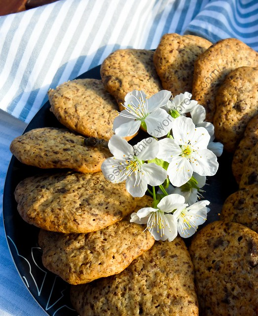 Cookies au chocolat / Chocolate Cookies