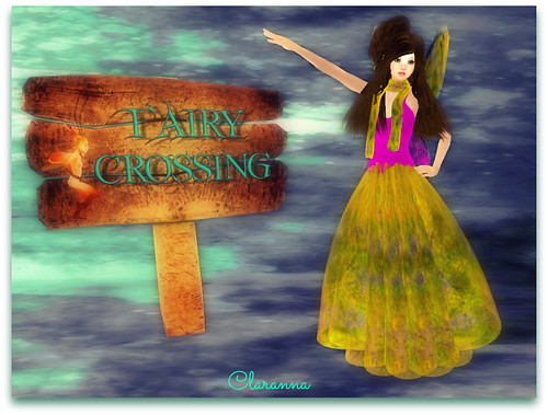 Micro Me Spring Dragonfly + Fae Crossing