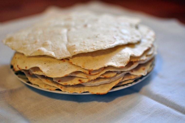 Flour Tortillas 3