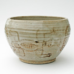 Yarrabah Pottery. Bowl
